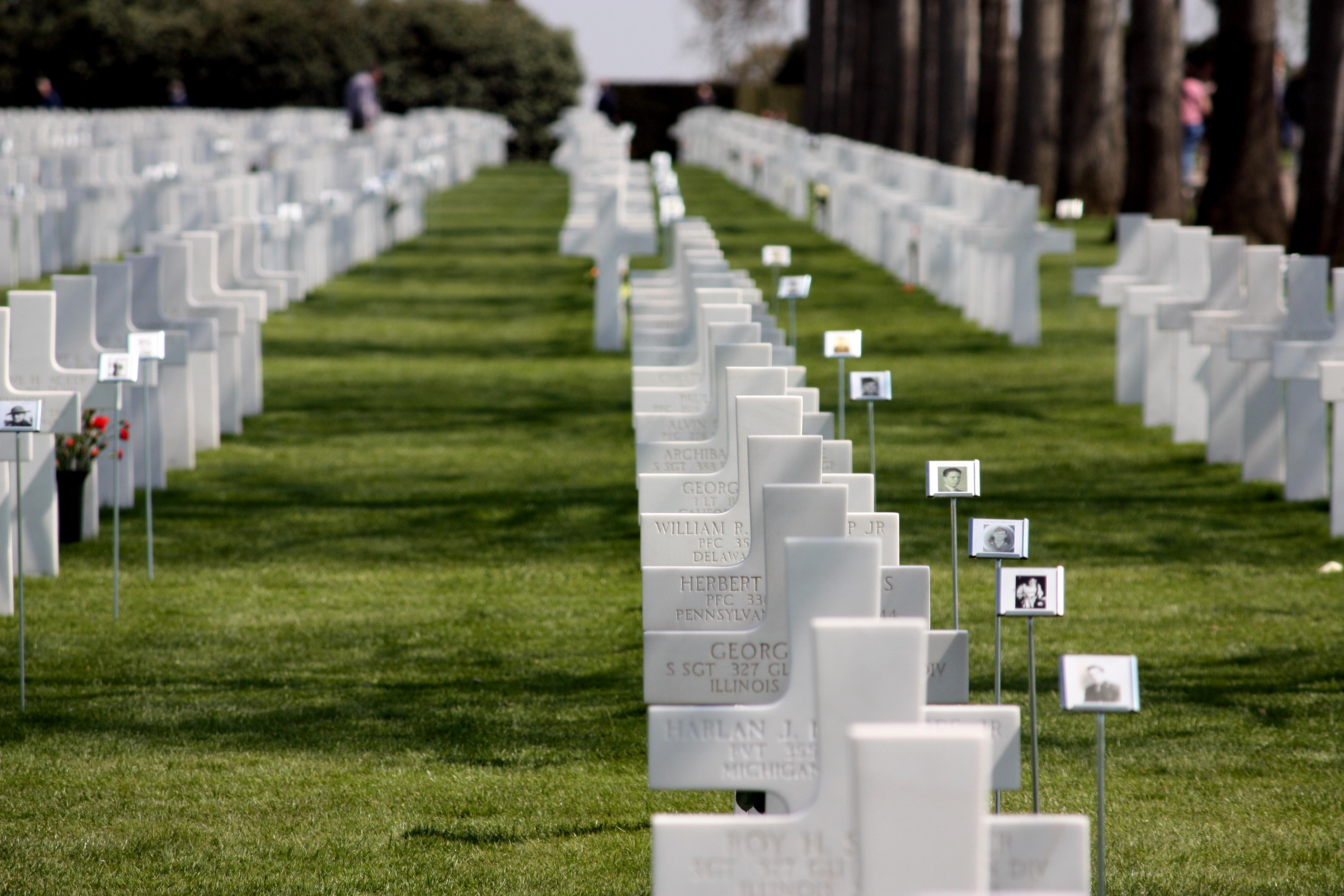 Vijfduizendste soldaat krijgt gezicht